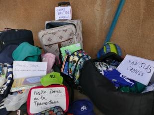 Collecte des fournitures scolaires organisée dans les établissements