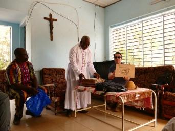 Cadeau du diocèse de Diebougou